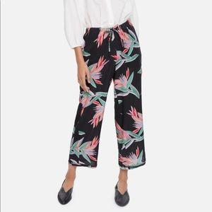NEW • Tucker NYC • PJ Pants Birds Of Paradise